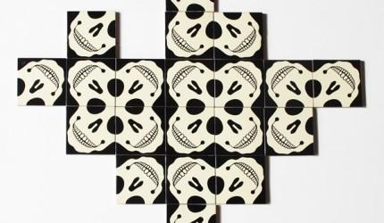 SelfMurals + tiling by Bussoga